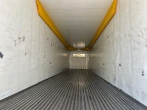 2017 WABASH NATIONAL 53' TRI-AXLE REEFER 7014951439