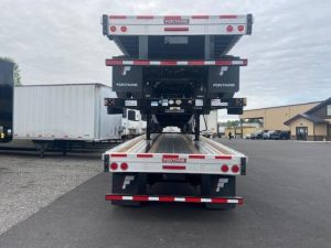 2022 FONTAINE 53' COMBINATION FLATBED 7028308041
