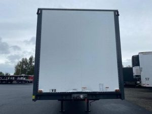 2015 WESTERN 48' CURTAIN VAN WITH 2015 HARD TOP 7030632899
