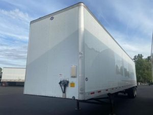 2011 UTILITY 48' DRY VAN WITH LIFTGATE 7031553983