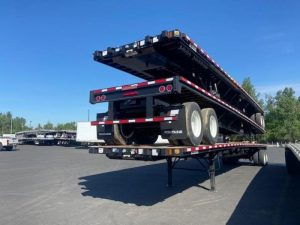 2022 FONTAINE 48' FLATBED 7037439319