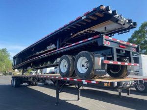 2022 FONTAINE 48' FLATBED 7037439323