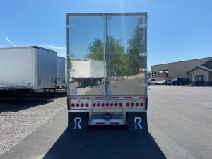 2022 MAC TRAILER MFG 53' QUAD AXLE CURTAIN VAN 7039094003