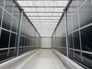 2022 MAC TRAILER MFG 53' QUAD AXLE CURTAIN VAN 7039094023