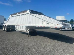 2004 CONSTRUCTION TRAILER SPECIALISTS 40' PACK MULE BELLY DUMP 7072414469