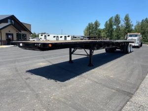 2006 FONTAINE 48' FLAT BED 7088172897