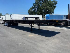 2006 FONTAINE 48' FLAT BED 7088172899
