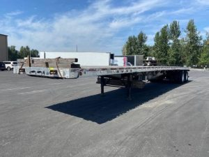 1998 WILSON 48' FAS FLATBED 7120698583
