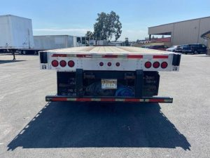 1998 WILSON 48' FAS FLATBED 7120698585